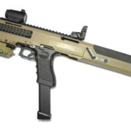HERA ARMS GCC Style - GLOCK Carbine Conversion Kit