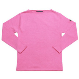 "Saint James - Ouessant ""solid"" Pink"