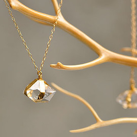 SOURCE - Herkimer Diamond Necklace