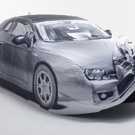 Maison Martin Margiela - Car Cover(For Brera)