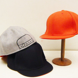 Julien David - Hard Cap - Wool Felt