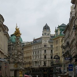 ウイーン歴史地区 Historic Centre of Vienna