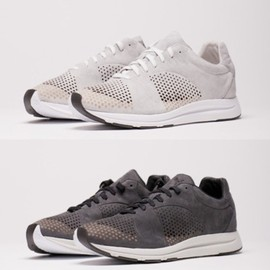 Puma By Hussein Chalayan - Haast Leather (Grey Violet & Black)