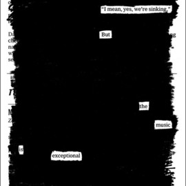 Austin Kleon -  Overheard on the Titanic