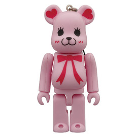 MEDICOM TOY - BE@RBRICK 皆藤愛子