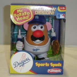 playskool - Mr. Potato Head LA Dodgers