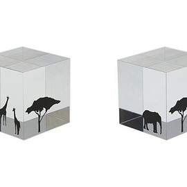 ZEROMISSION - CLAIRE CUBE ANIMAL