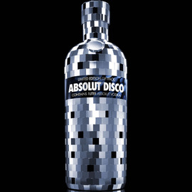 Absolut Vodka - limited  edition