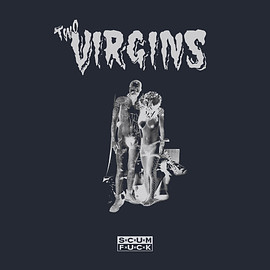 NADA. - Two virgins tee / Chracoal