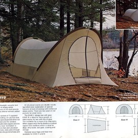 Moss Tent - The Eave