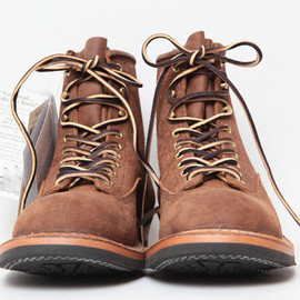 WHITE'S BOOTS - SMOKE JUMPER / ROUGH OUT LEATHER