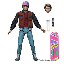 NECA - Back to the Future Part 2  7″ Scale Action Figure – Ultimate Marty McFly