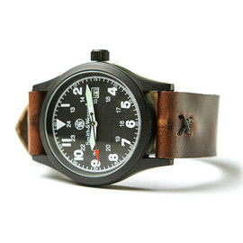 throne watches - throne watches THRONE WATCHES HORWEEN LEATHER BAND | HUCKBERRY SALE
