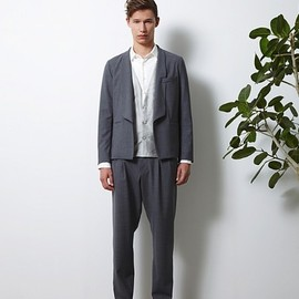 ETHOSENS - 2012 Spring Summer - Lookbook - #13
