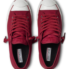 CONVERSE - UNDFTD x Converse Jack Purcell Summer 2012 Collection