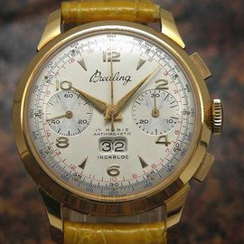 BREITLING - COUNTER CHRONOGRAPH Cal.210