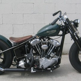 Harley-Davidson - G40 Knuckle We build one for you!