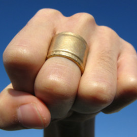 BAND AID RING