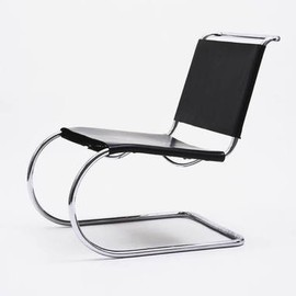Ludwig Mies van der Rohe - MR Side Chair