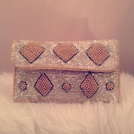 vintage boutiquemiaou - vintage evening bag