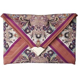 Etro - ETRO Scarf Clutch Bag