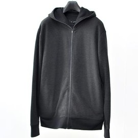 ALEXANDER WANG - T by ALEXANDER WANG/アレキサンダーワン/SIRO FR. TERRY ZIP UP ALL THE WAY HOODIE