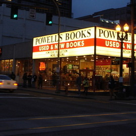 PORTLAND - Powell's Books