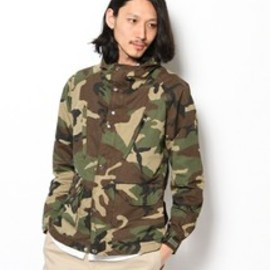 THE NORTH FACE PURPLE LABEL - THE NORTH FACE PURPLE LABEL×BEAMS / 別注 カモ マウンテンパーカ