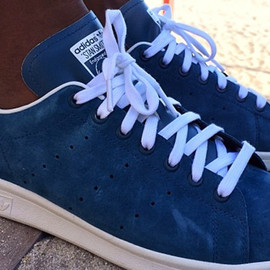 adidas originals - Stan Smith - Navy Suede