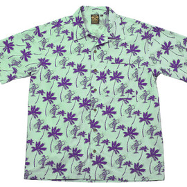 BBP, B-BOY RECORDS - B-BOY RECORDS ALOHA SHIRTS(OFFICIAL)