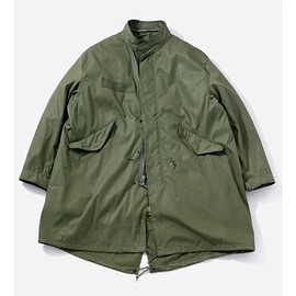 FIFTH GENERAL STORE - M-65 PARKA CUSTOM