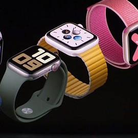 Apple - Apple Watch Series 5