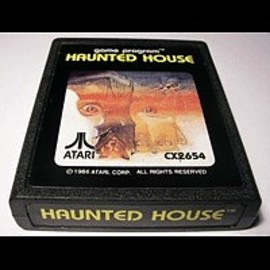 Atari - Haunted House Atari Game
