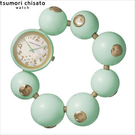 tsumori chisato watch - happy ball 2012 ヒスイ (グリーン)