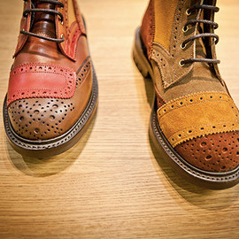 Tricker's - Fall Winter 2012 - Shoes and Boots