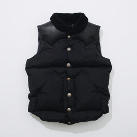 Rocky Mountain Featherbed×Ron Herman - Down Vest