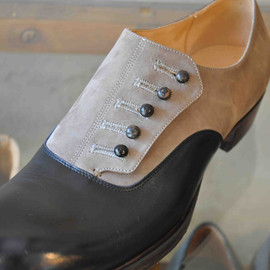 forme - buttoned uo shoes