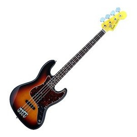 Fender Japan / Jazz Bass Hollow Body JB/HO Faded Black