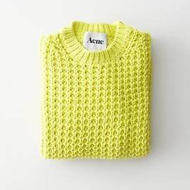 acne - yellow