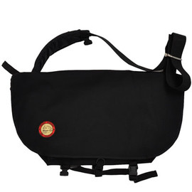 FREIGHT BAGGAGE - messenger bag (black)