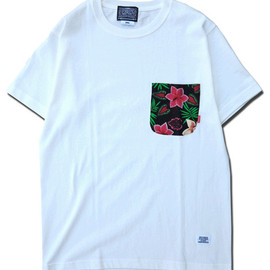 HEADGOONIE - CHUNK ALOHA POCKET T-shirts