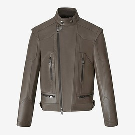 TEDDY VONRANSON - JVR Racer, Taupe  –  Classic fit