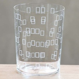 S.S drink glass