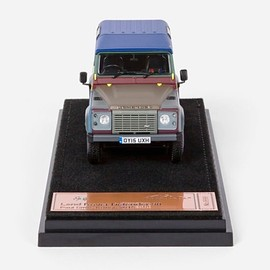 Paul Smith - Paul Smith x Land Rover -Defender 90 1:43 Die Cast Metal Collector's Edition