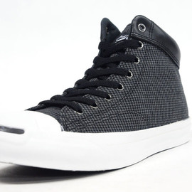 CONVERSE - JACK PURCELL HOUNDS II MID C.GRY