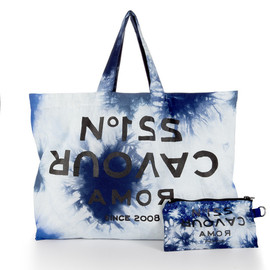 5preview - Big canvas tote with small wallet