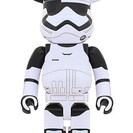 MEDICOM TOY - BE@RBRICK FIRST ORDER STORMTROOPER EXECUTIONER(TM) 1000%