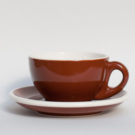 Landscape Products - Cup and Saucer/Brown