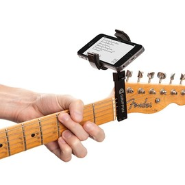 Griffin Technology - iPhone guitar mount | Guitar Sidekick