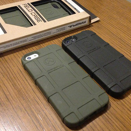 MAGPUL - Field Case iPhone 5 BK / OD